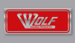 Wolf Racing Products Decal