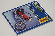 Haynes Repair Manual - Yamaha XS650 & TX650 1970-1983