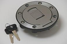 Yamaha RZ, FZ, XJ Locking Gas Cap Assembly