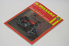 Haynes Repair Manual - Z1 KZ900 KZ1000 1973-1977
